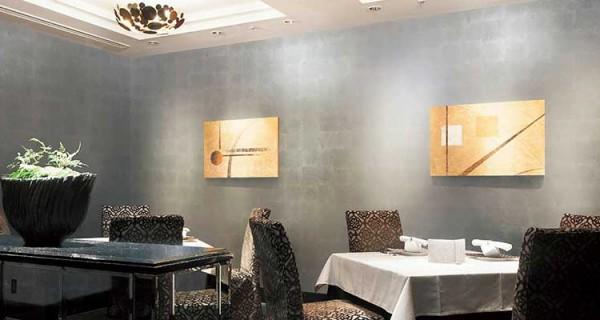 壁や床など面積が大きい部分がお部屋のイメージの基本になります