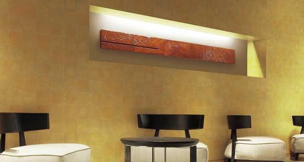 色・柄・質感など壁紙の種類は様々です